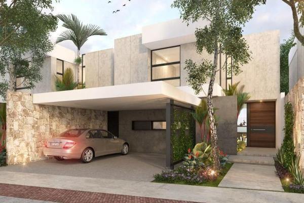 Foto de casa en venta en  , temozon norte, mérida, yucatán, 8423063 No. 01