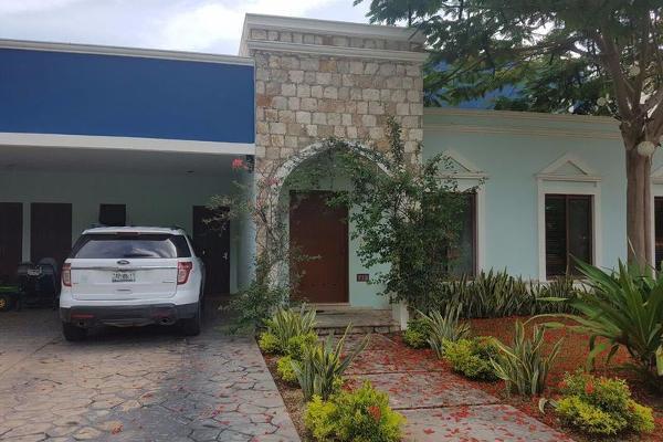 Foto de casa en venta en  , temozon norte, mérida, yucatán, 8423079 No. 01