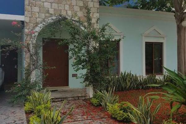 Foto de casa en venta en  , temozon norte, mérida, yucatán, 8423079 No. 02