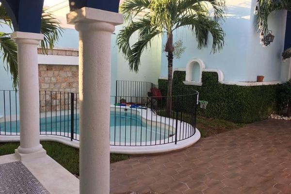 Foto de casa en venta en  , temozon norte, mérida, yucatán, 8423079 No. 22