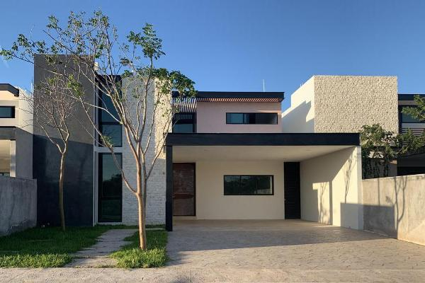 Foto de casa en venta en  , temozon norte, mérida, yucatán, 8437057 No. 01