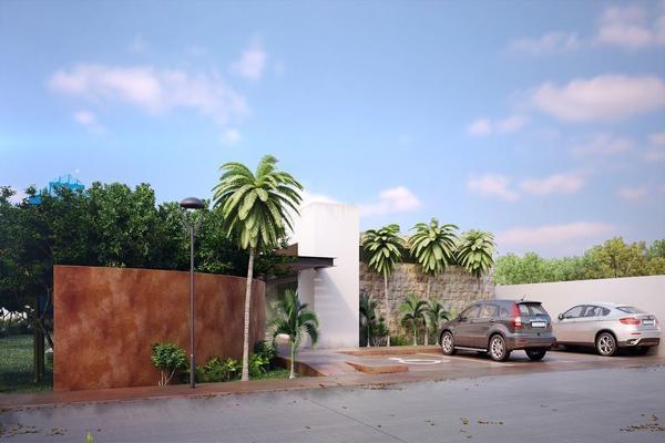 Foto de terreno habitacional en venta en  , temozon norte, mérida, yucatán, 8440541 No. 02
