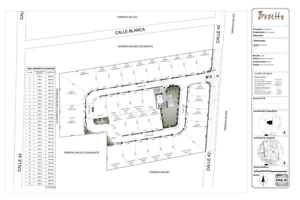 Foto de terreno habitacional en venta en  , temozon norte, mérida, yucatán, 8440541 No. 06
