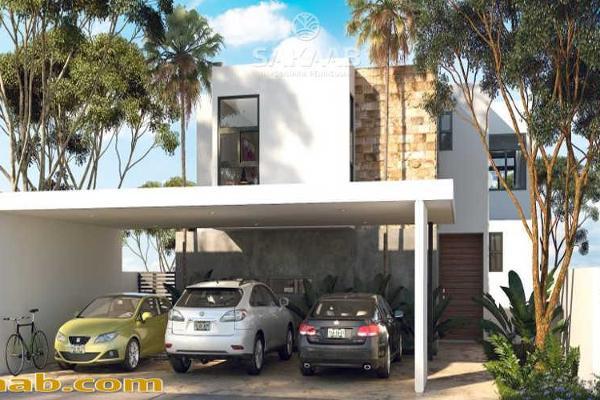 Foto de casa en venta en  , temozon norte, mérida, yucatán, 8751590 No. 01