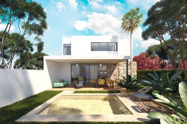 Foto de casa en venta en  , temozon norte, mérida, yucatán, 8751590 No. 02