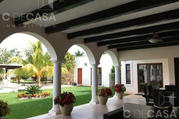 Foto de casa en venta en  , temozon norte, mérida, yucatán, 9289860 No. 01