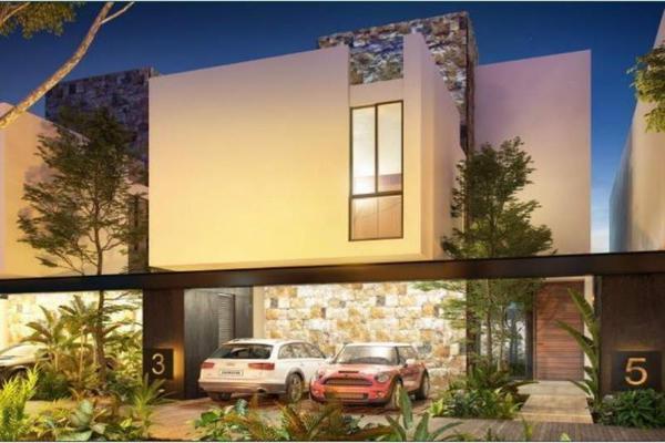 Foto de casa en venta en  , temozon norte, mérida, yucatán, 9301732 No. 01