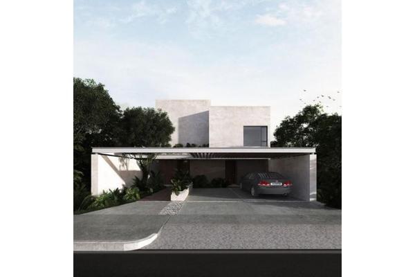Foto de casa en venta en  , temozon norte, mérida, yucatán, 9308133 No. 01