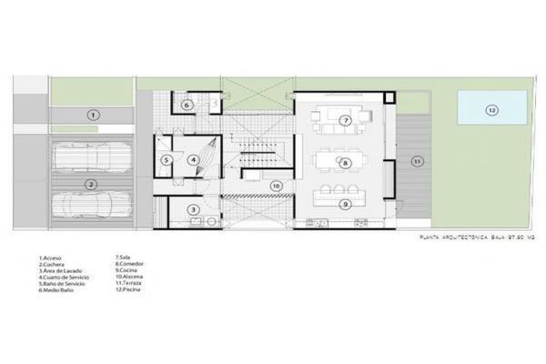Foto de casa en venta en  , temozon norte, mérida, yucatán, 9308133 No. 08