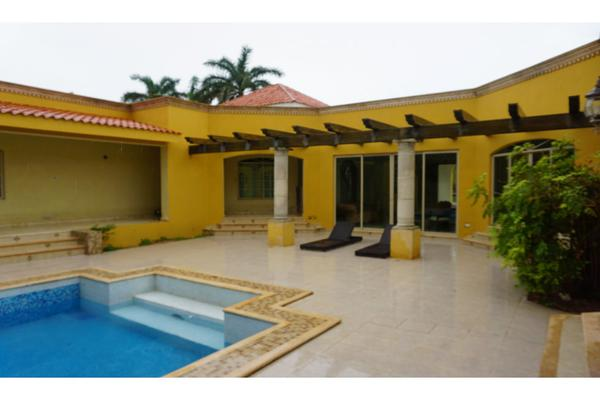 Foto de casa en venta en  , temozon norte, mérida, yucatán, 9308862 No. 01
