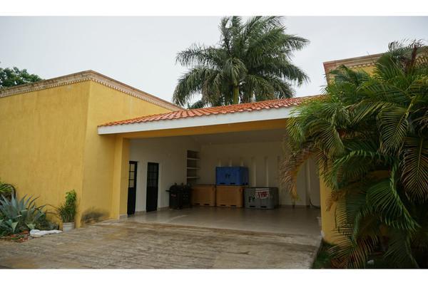 Foto de casa en venta en  , temozon norte, mérida, yucatán, 9308862 No. 09