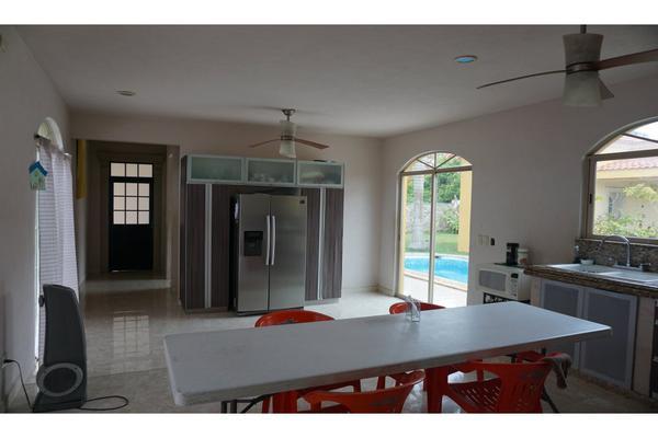 Foto de casa en venta en  , temozon norte, mérida, yucatán, 9308862 No. 22