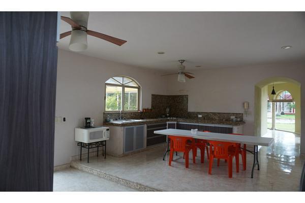 Foto de casa en venta en  , temozon norte, mérida, yucatán, 9308862 No. 29