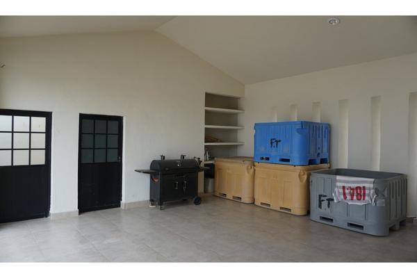 Foto de casa en venta en  , temozon norte, mérida, yucatán, 9308862 No. 30
