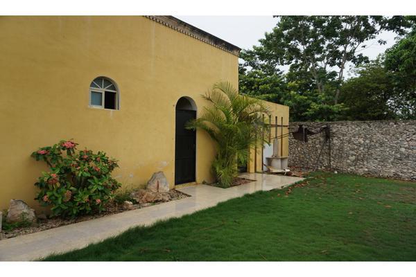 Foto de casa en venta en  , temozon norte, mérida, yucatán, 9308862 No. 31