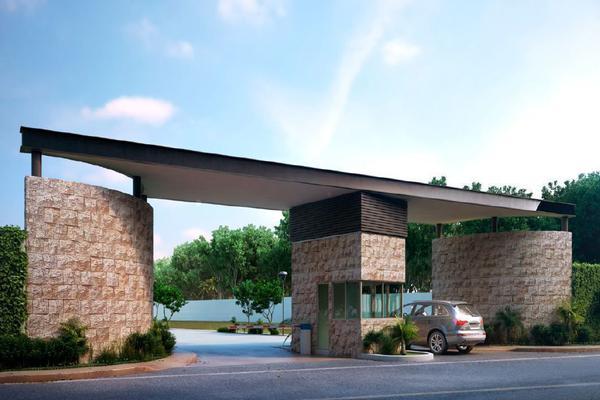 Foto de terreno habitacional en venta en  , temozon norte, mérida, yucatán, 9937908 No. 01