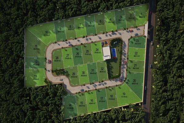 Foto de terreno habitacional en venta en  , temozon norte, mérida, yucatán, 9937908 No. 03