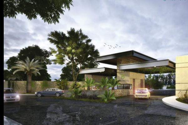 Foto de terreno habitacional en venta en temozon norte , temozon norte, mérida, yucatán, 14268514 No. 02