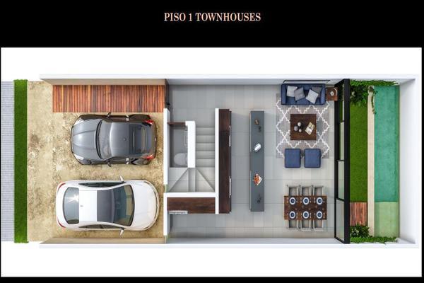 Foto de casa en venta en temozon norte , temozon norte, mérida, yucatán, 5435178 No. 09