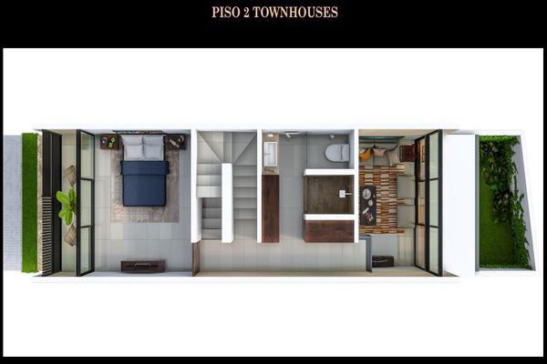 Foto de casa en venta en temozon norte , temozon norte, mérida, yucatán, 5435178 No. 10