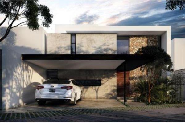Foto de casa en venta en temozon norte temozon norte, temozon norte, mérida, yucatán, 6161918 No. 01