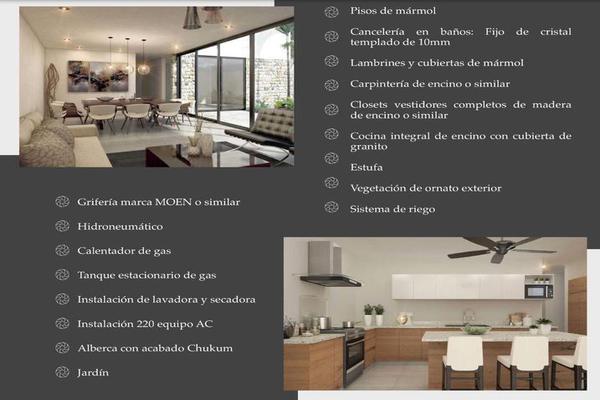 Foto de casa en venta en temozon norte whi9561, temozon norte, mérida, yucatán, 15298428 No. 08