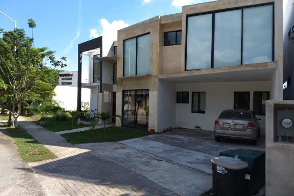 Foto de casa en venta en  , temozon, temozón, yucatán, 14027606 No. 01