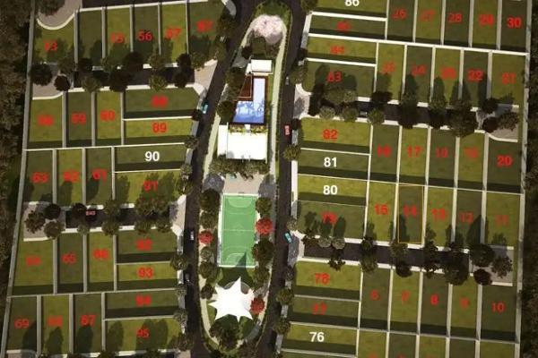 Foto de terreno habitacional en venta en  , temozon norte, mérida, yucatán, 5904529 No. 05