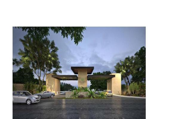 Foto de terreno habitacional en venta en  , temozon, temozón, yucatán, 8100581 No. 01
