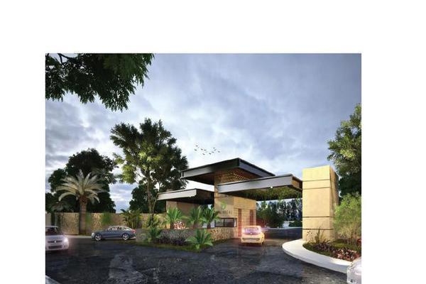 Foto de terreno habitacional en venta en  , temozon, temozón, yucatán, 8100581 No. 02