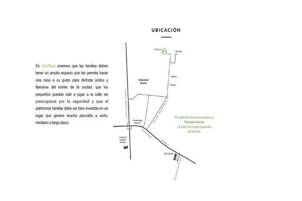 Foto de terreno habitacional en venta en  , temozon, temozón, yucatán, 8100581 No. 05