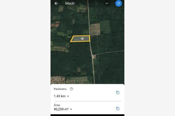 Foto de terreno habitacional en venta en  , temozon, temozón, yucatán, 9924616 No. 06