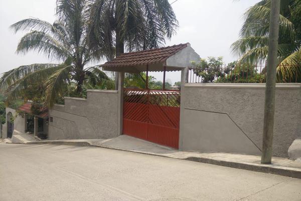 Foto de terreno habitacional en venta en  , tempoal centro, tempoal, veracruz de ignacio de la llave, 7876301 No. 01