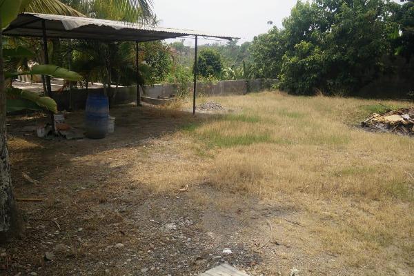 Foto de terreno habitacional en venta en  , tempoal centro, tempoal, veracruz de ignacio de la llave, 7876301 No. 03