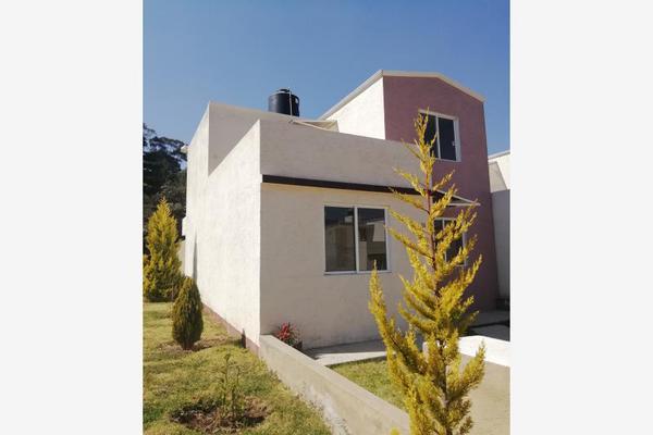 Foto de casa en venta en tenayo 25, tlalmanalco, tlalmanalco, méxico, 8114705 No. 01