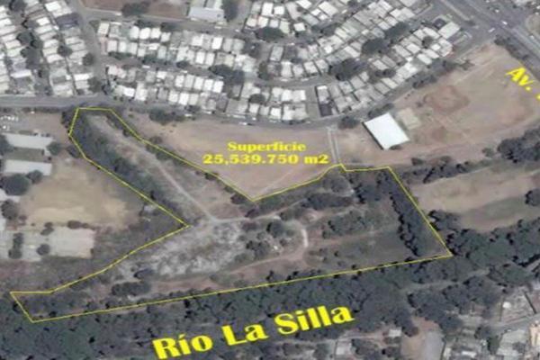 Foto de terreno habitacional en venta en tenochtitlan 900, 3 sector , la joya infonavit 3er. sector, guadalupe, nuevo león, 18383627 No. 01