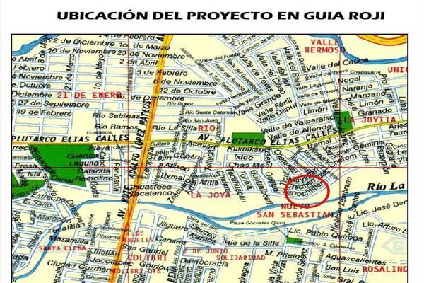 Foto de terreno habitacional en venta en tenochtitlan 900, 3 sector , la joya infonavit 3er. sector, guadalupe, nuevo león, 18383627 No. 02