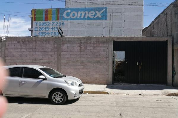 Foto de terreno comercial en renta en tenopalli , artesanos, chimalhuacán, méxico, 16920851 No. 01
