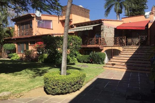 Foto de casa en venta en  , teopanzolco, cuernavaca, morelos, 7962443 No. 01