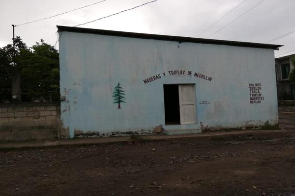 Foto de bodega en venta en teotihuacán esquina palenque, el tejar, medellín, veracruz de ignacio de la llave, 5931215 No. 01