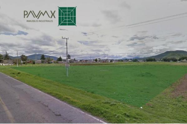 Foto de terreno habitacional en venta en teotihuacan, san bartolo, 55880 san bartolo, m?x. 6, santa maría acolman, acolman, méxico, 8871326 No. 01
