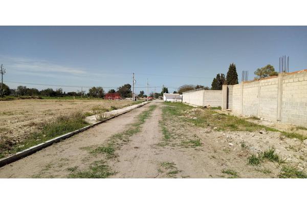 Foto de terreno habitacional en venta en  , teotlalpan, la magdalena tlaltelulco, tlaxcala, 5434807 No. 07
