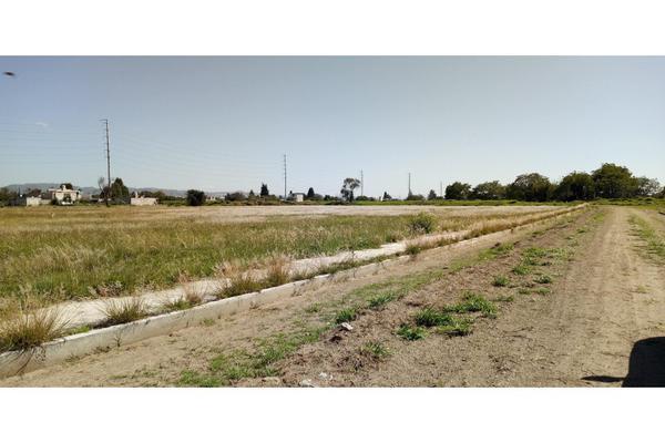 Foto de terreno habitacional en venta en  , teotlalpan, la magdalena tlaltelulco, tlaxcala, 5434807 No. 10