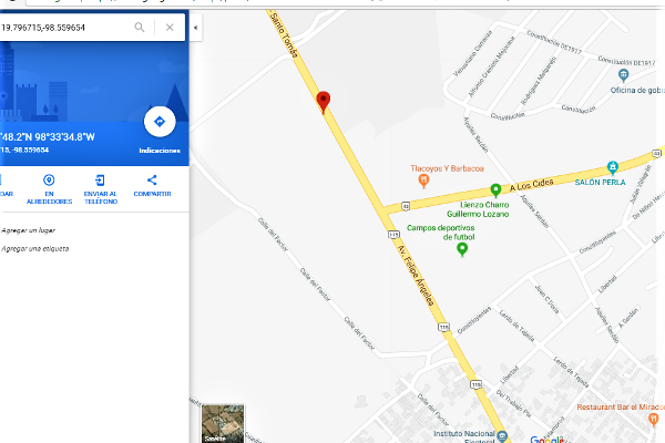 Foto de terreno habitacional en venta en avenida felipe ángeles , tepeapulco centro, tepeapulco, hidalgo, 5337683 No. 03