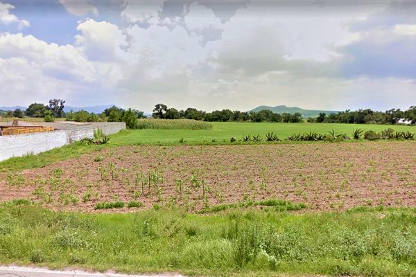 Foto de terreno habitacional en venta en avenida felipe ángeles , tepeapulco centro, tepeapulco, hidalgo, 5337683 No. 04