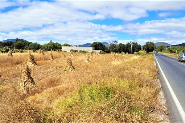 Foto de terreno habitacional en venta en avenida felipe ángeles , tepeapulco centro, tepeapulco, hidalgo, 5337683 No. 07