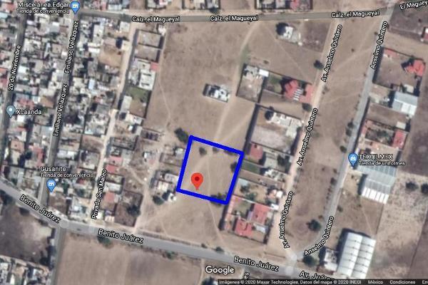 Foto de terreno habitacional en venta en  , tepetlaoxtoc de hidalgo, tepetlaoxtoc, méxico, 8883409 No. 01