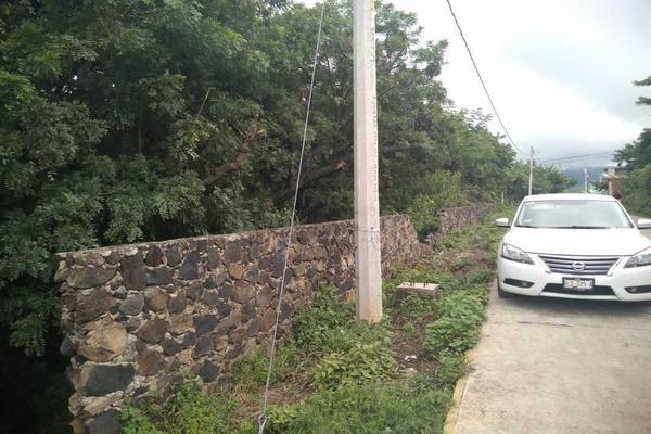 Foto de terreno habitacional en venta en  , tepetlixpita, totolapan, morelos, 17814881 No. 05