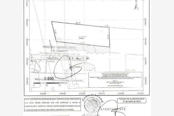 Foto de terreno habitacional en venta en  , plan de ayala barrancas, cuernavaca, morelos, 8592637 No. 05