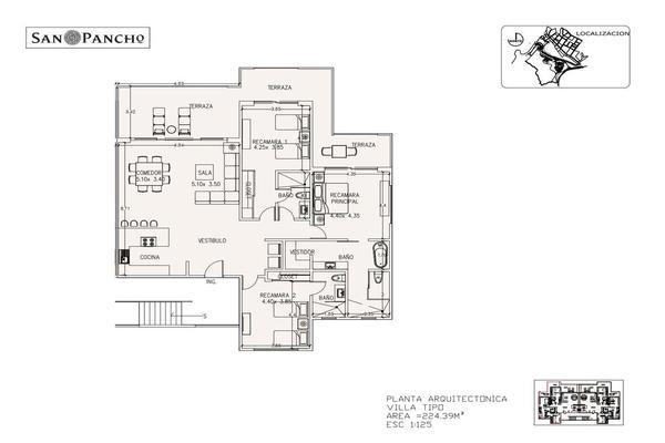 Foto de casa en venta en  , tepic centro, tepic, nayarit, 19290460 No. 01